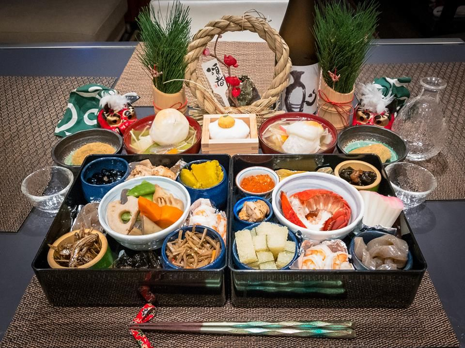 Osechiryōri Our Traditional Japanese New Year Dinner