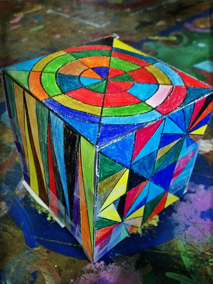 Pop art box!  Creative Expressions of Art,  Meadville, Pa www.facebook.com/creativeexpressionsofart