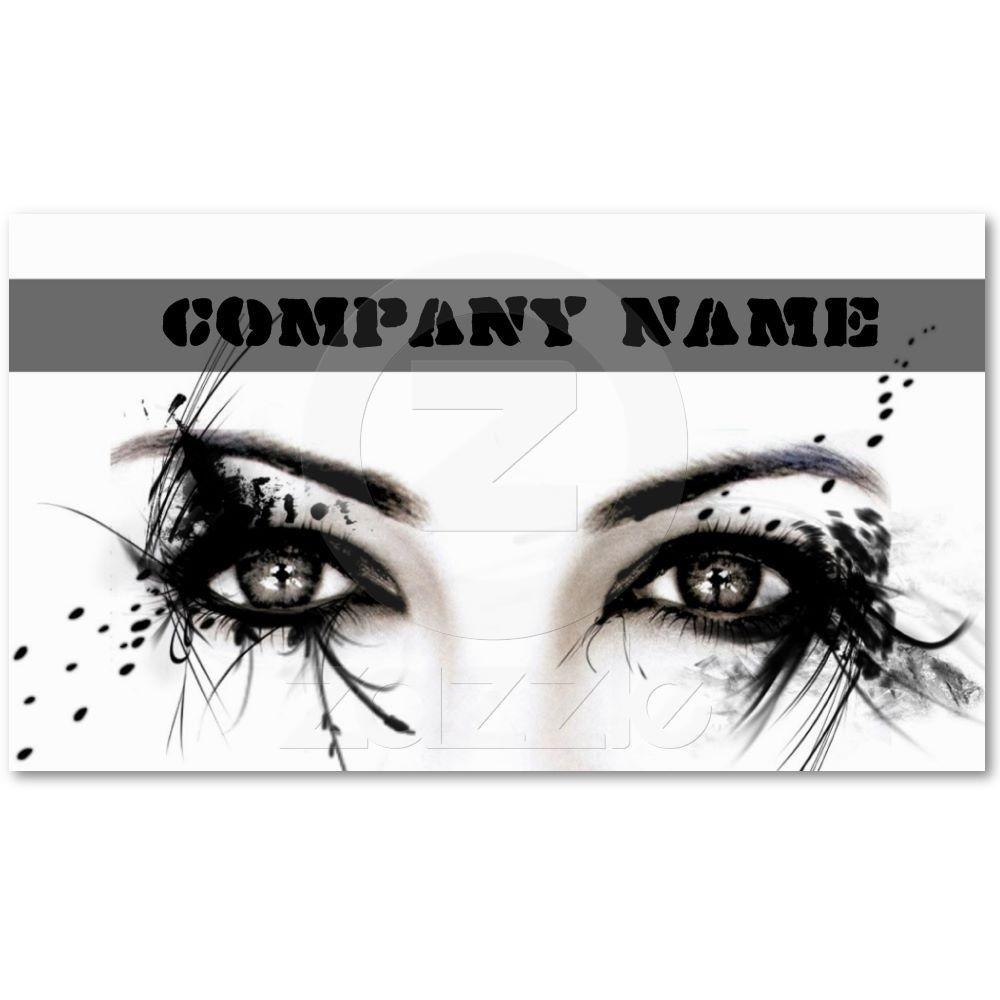Professional make up artist makeup business card from zazzle professional make up artist makeup business card from zazzle reheart Image collections