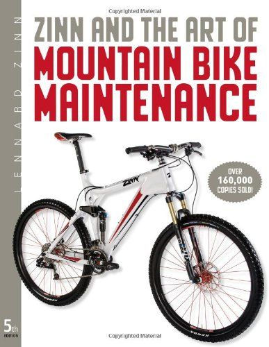 Zinn & the Art of Mountain Bike Maintenance by Lennard Zinn http://www.amazon.com/dp/1934030597/ref=cm_sw_r_pi_dp_xMHNub0F3C3Z6