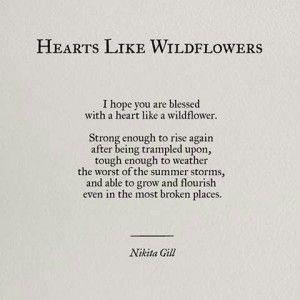 Weeds or Wildflowers - Perspective