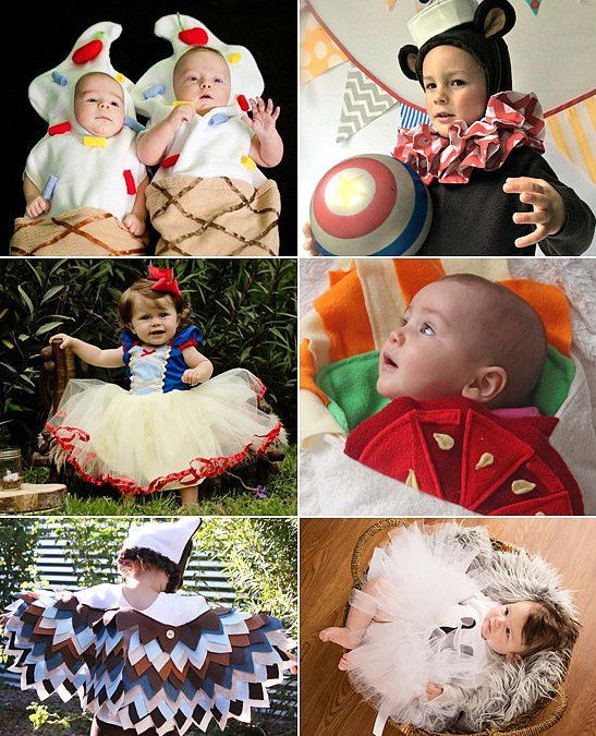 29 beautiful handmade halloween costumes for kids