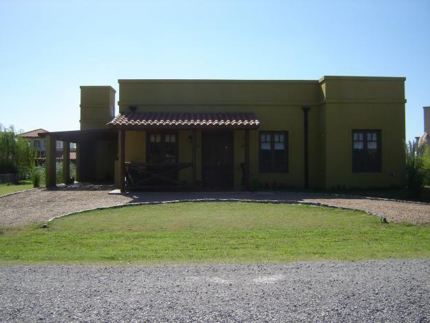Casa estilo campo argentino argentina casas - Porches de casas de campo ...