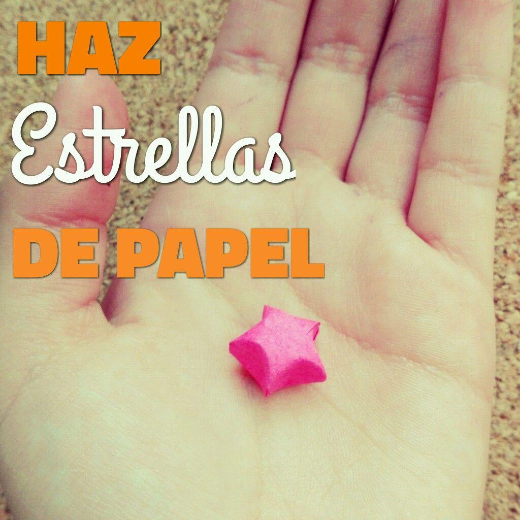 #Estrellas de Papel @Cheerfulcraft