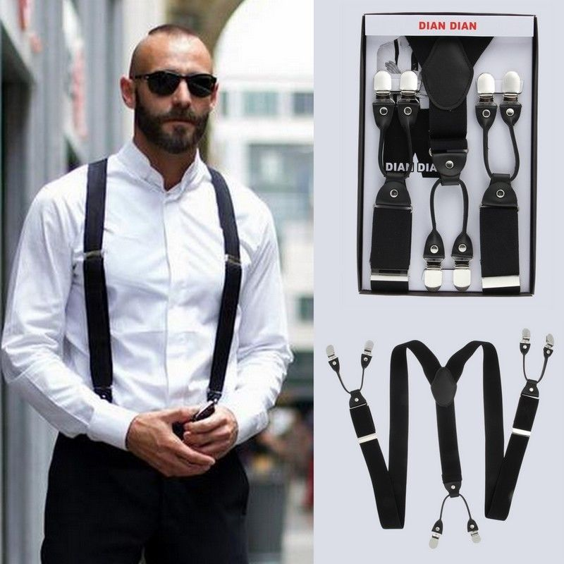 Find great deals on eBay for Trouser Braces in Suspenders and Braces for Men. Shop with confidence.
