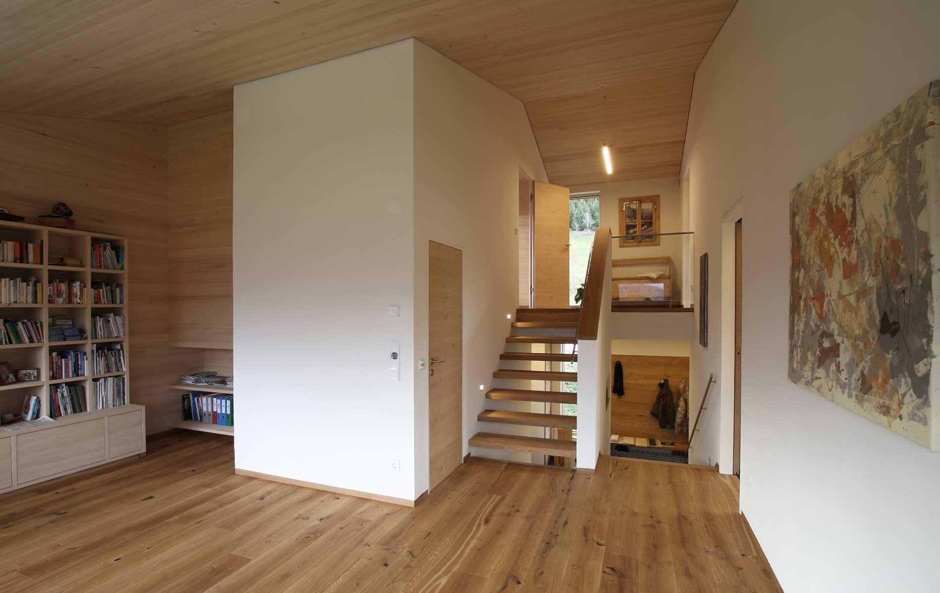 einfamilienhaus holzhaus modern was wir bauen meiberger holzbau wohlf hl holzbauten. Black Bedroom Furniture Sets. Home Design Ideas