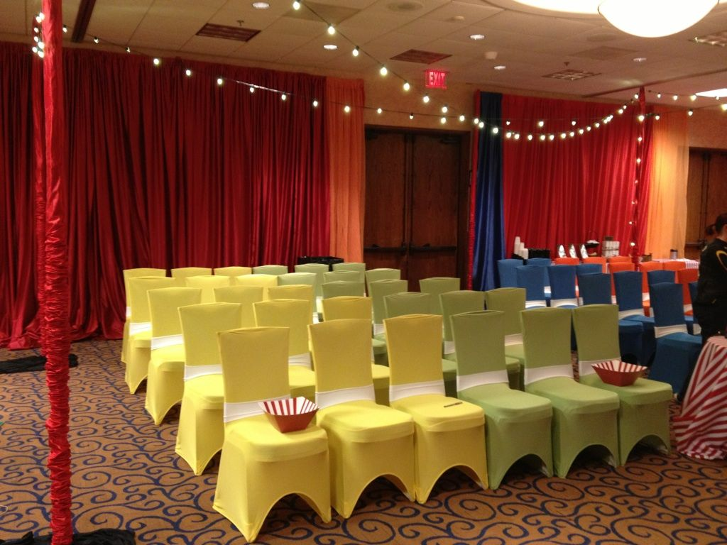 www 4yes com carnival themed corporate meeting theme events
