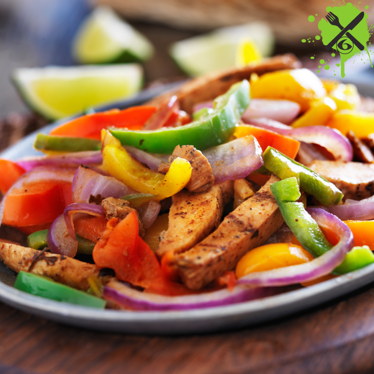 Meal prep sundays chicken fajitas fajitas chicken fajitas and meals get inspired to fill up your meal management system with healthy deliciousness from this tasty recipe forumfinder Gallery