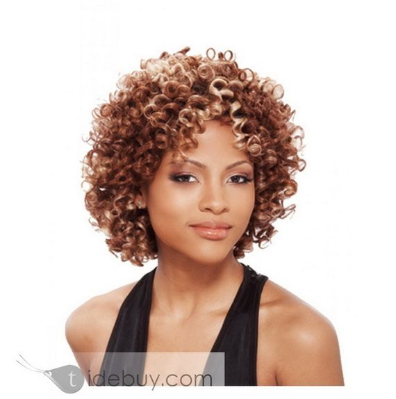Curly Hairstyles For Short Hair A Little Tlc Pinterest Curly