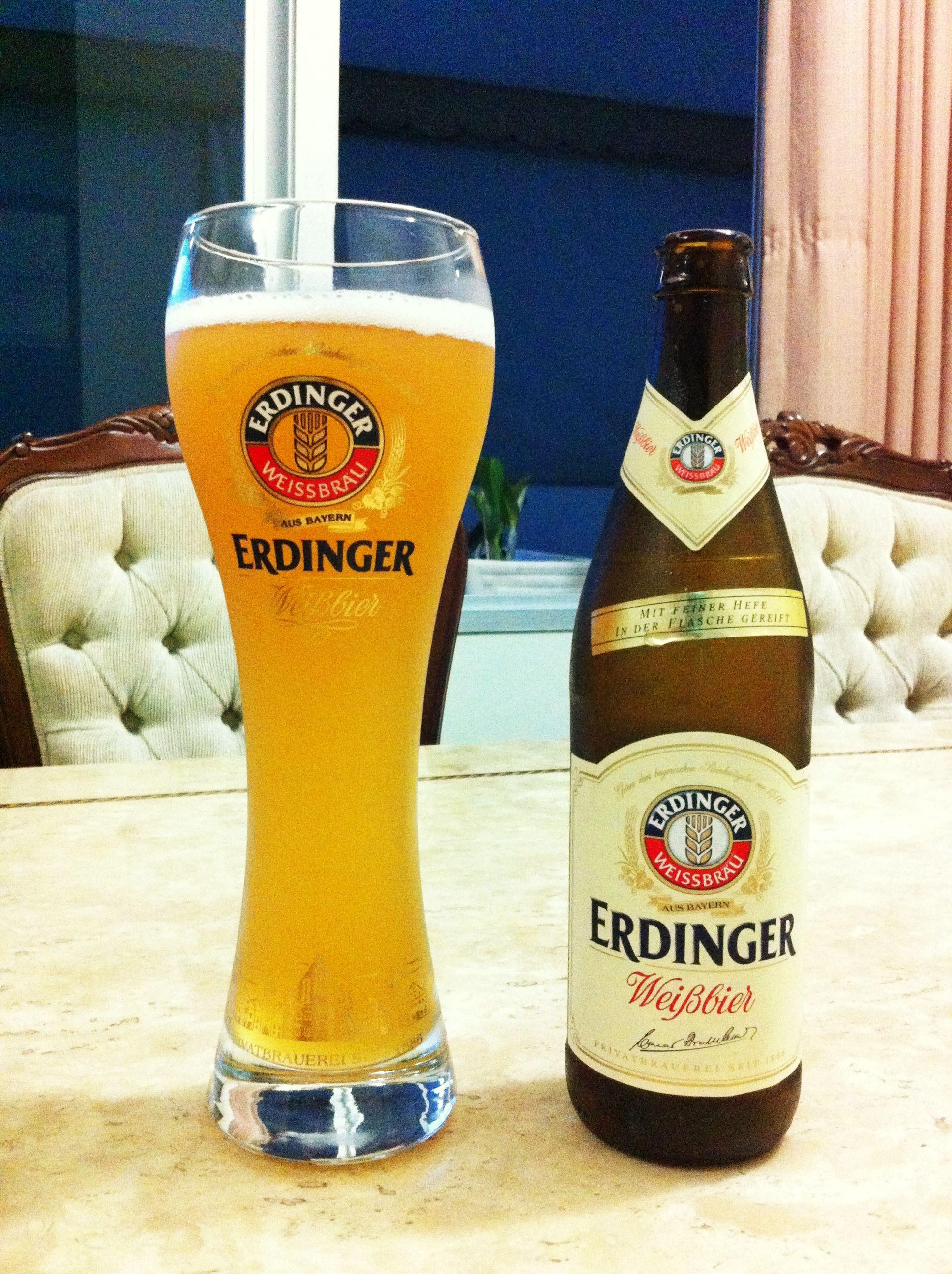 Erdinger | Beer | Pinterest | Grubs
