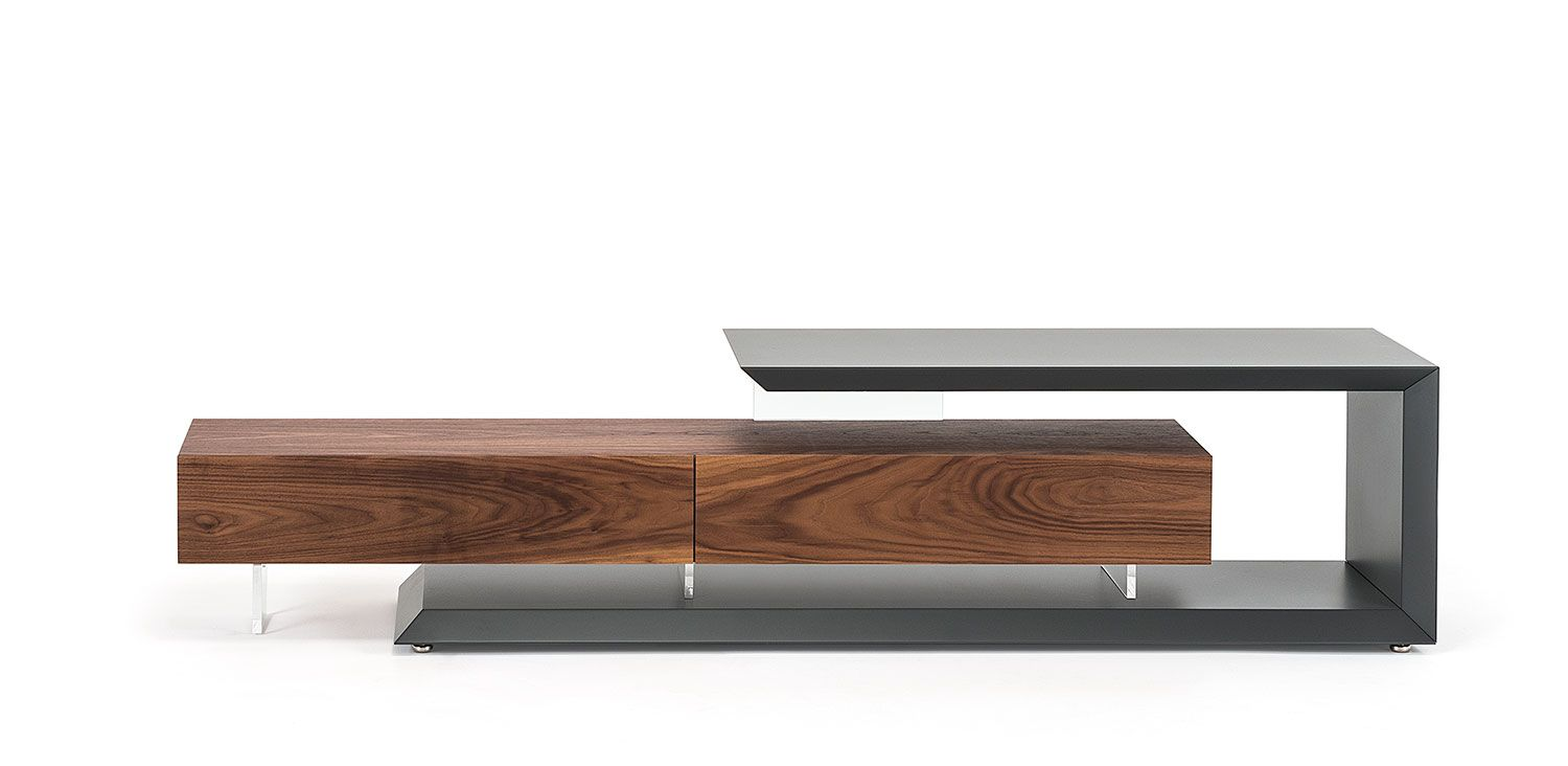 Design By Paolo Cattelan Link Tv Cabinet Is Reversible And  # Muebles Fiasini