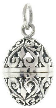 Beautiful top-rated high polish locket pendant for use with aromatherapy essential oils! Simply add a few drops of your favorite essential oil to a small piece of fabric or cotton swab and place inside the locket for a soothing experience. $36.00 http://www.epicstressrelievers.com/#!shop-stress-relievers/c161y