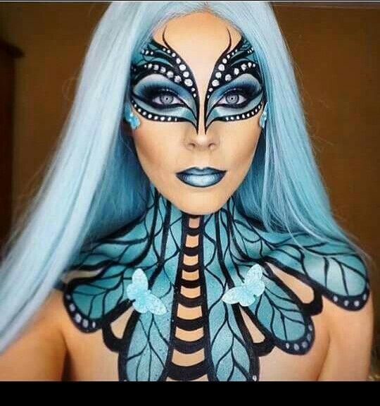 Halloween Makeup Ideas!!!!#halloweentip