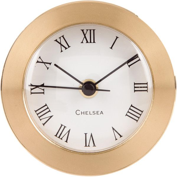 Pre Owned Chelsea Desk Clock 225 Liked On Polyvore Featuring Home
