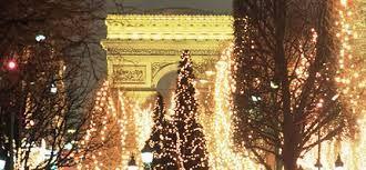 parijs kerstsfeer