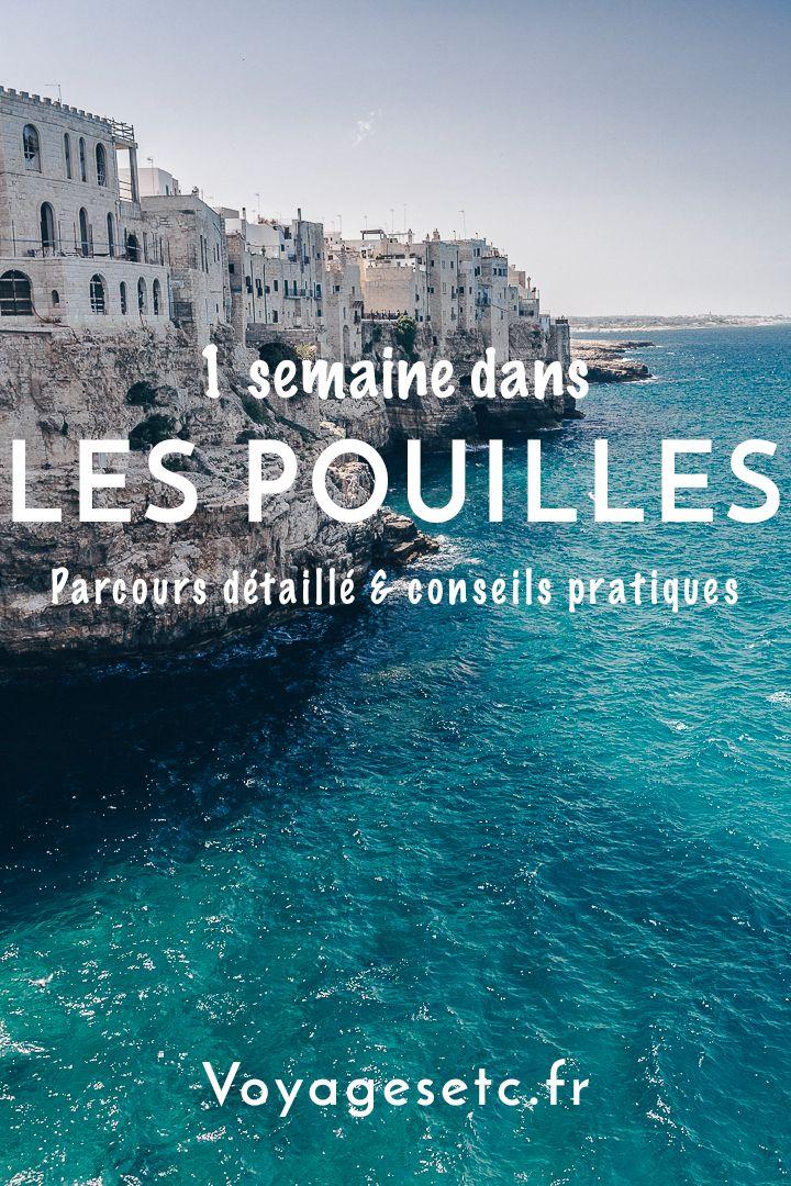 Les Pouilles : itineraire & conseils pratiques
