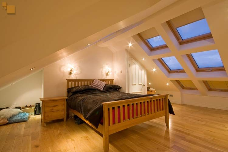 Loft conversion with dressing room google search attic pinterest lofts google search - Loft conversion bedroom design ideas ...