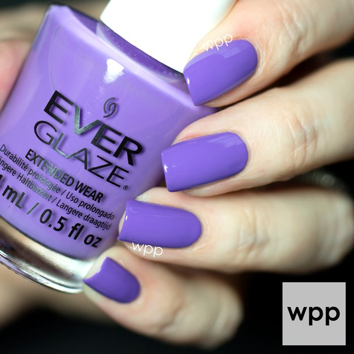China Glaze Everglaze Wear Test and Review | Swatches and More ...