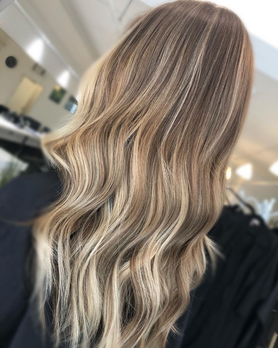Steadman Co On Instagram After Before My Client Wanted To Get Rid Of The Brassy Colour Yet Not Go To Dark On The Base So W In 2020 Balayage
