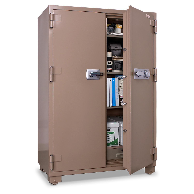 Mesa Fire Safe Double Doors All Steel 20 7 Cubic Feet Document Safe Locker Storage Safe Vault