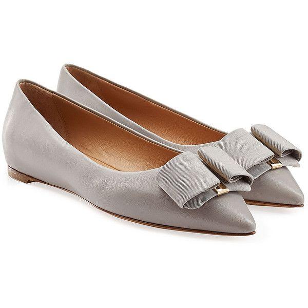 Ballet pumps - Light grey - Ladies | H&M GB | フラットシューズ