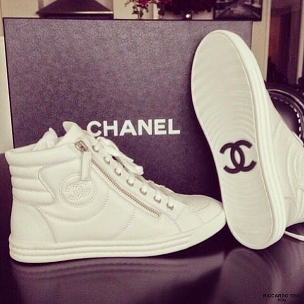 CHANEL MEN'S SNEAKERS men shoes fashion trends. Where to buy ...