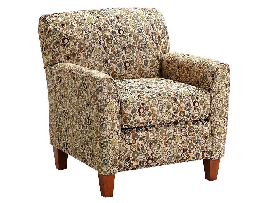 Like this manly club chair from Slumberland. See matching ottoman ...