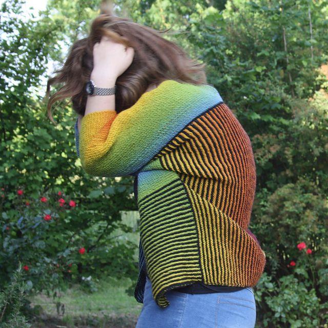 Isomorph Lilla pattern by maylin Tri\'Coterie Designs