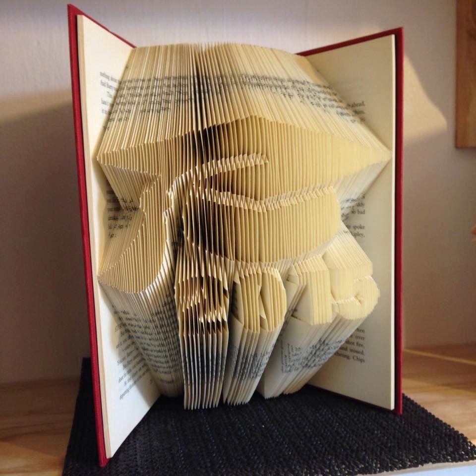Free Book Folding Patterns Best Design