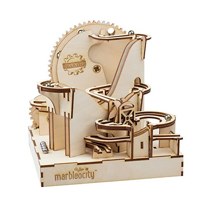 Prefer Mableocity Brand Looks Better In 2020 Marble Machine Wooden Roller Coaster Coaster Design