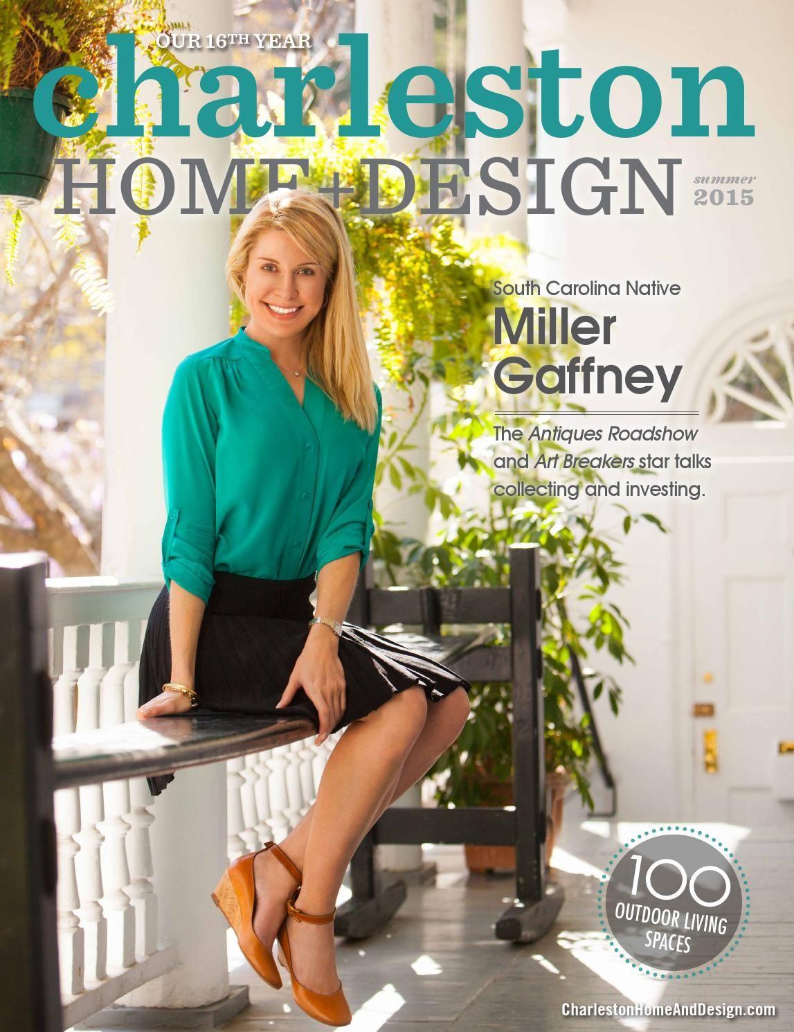 Charleston Home Design Magazine Summer Home Design