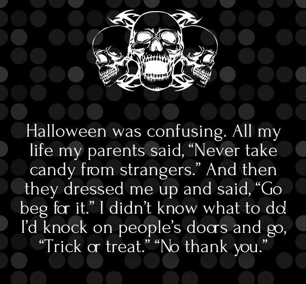 halloween poems for children - Kids Halloween Quotes