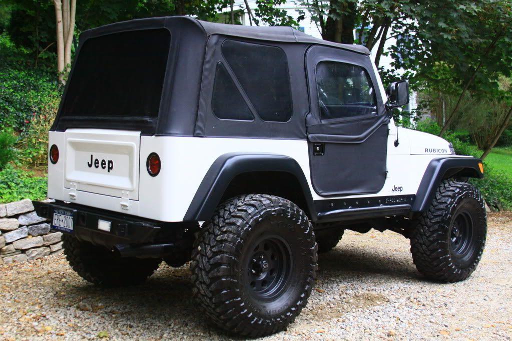 Pin By Rafael Elias Tv On Jeep Jeep Tj Jeep Truck Jeep