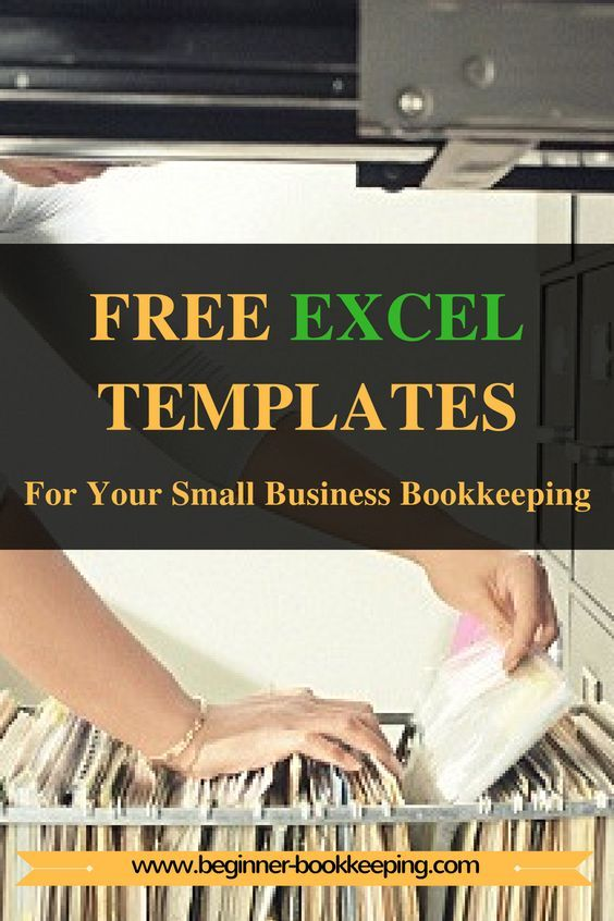 Free Excel Bookkeeping Templates Pinterest Template, Business - small business budget template