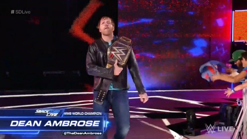 Smackdown Live 23rd August 2016