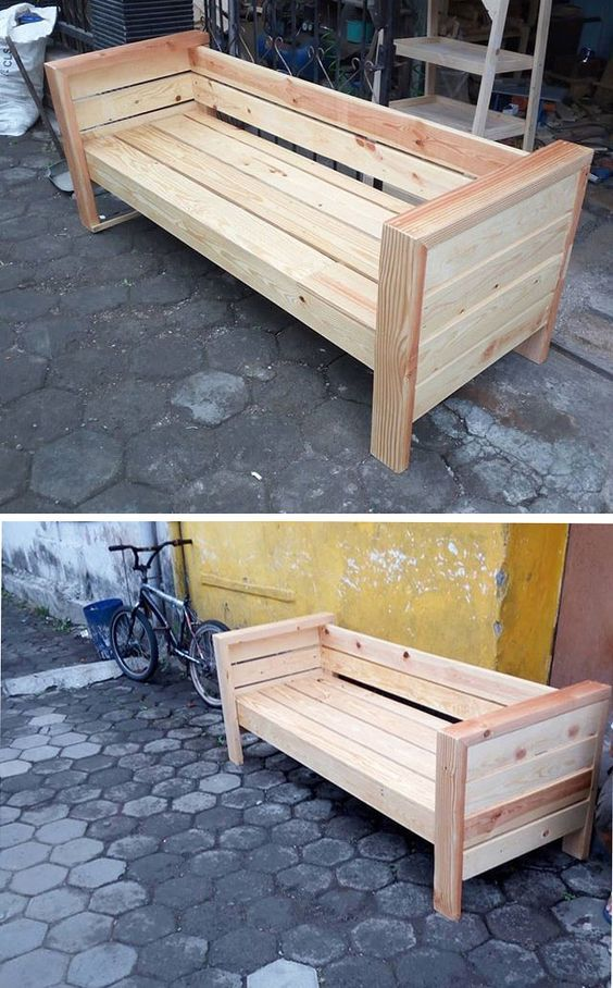 30 Unique Cheap Pallet Wooden Furniture Ideas Pallet Furniture