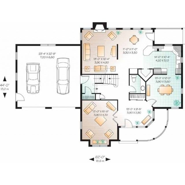 Level 1 Steampunk Inspiration Victorian House Plans