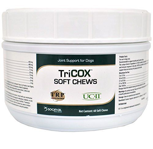 TRPTriCOX Soft Chews 60 ct Review Joint support