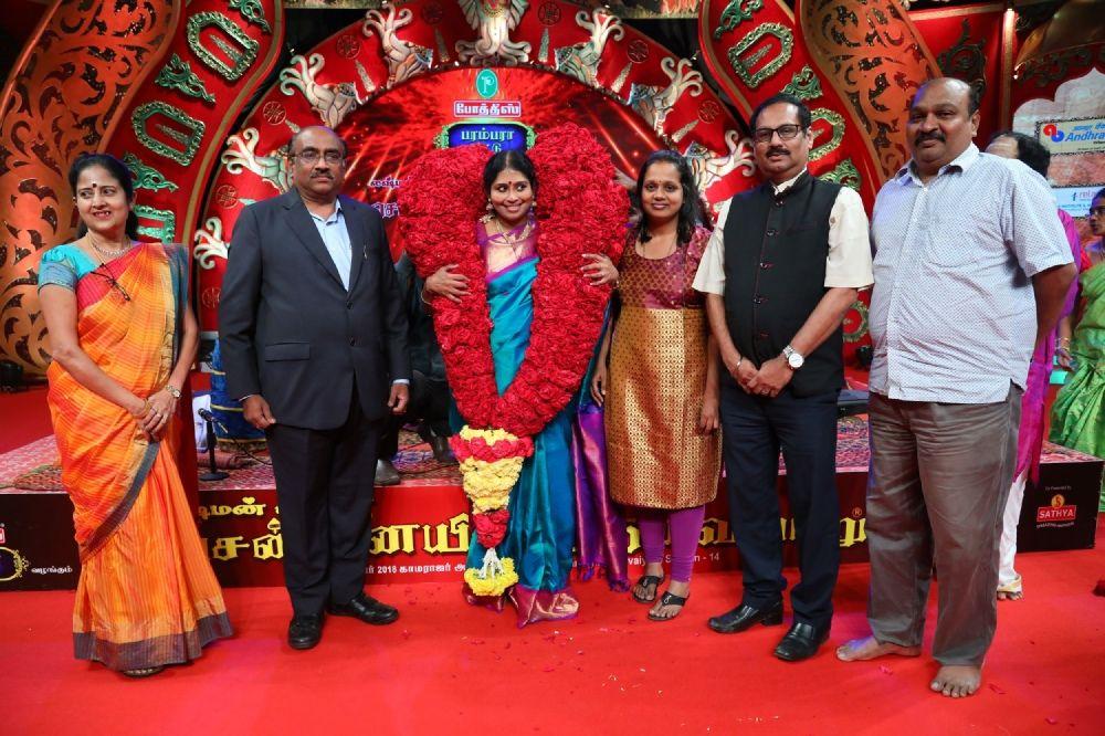 Chennaiyil Thiruvaiyaru Season 14 Day 1 Stills