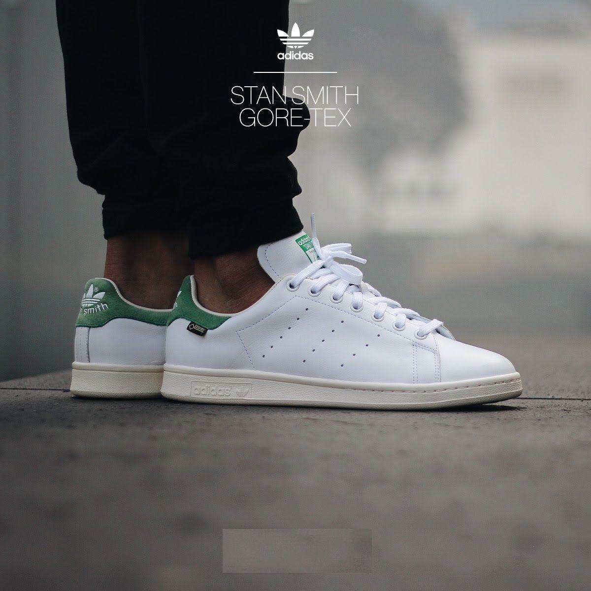 adidas Originals Stan Smith GTX | Adidas stan smith, Adidas