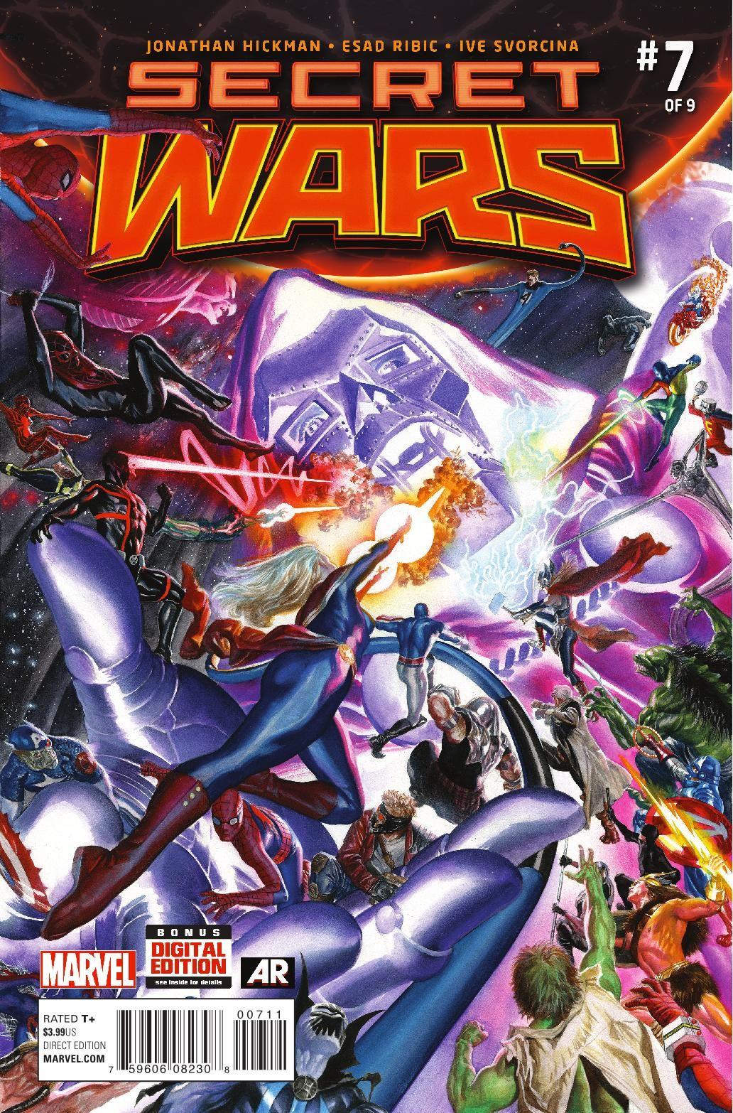 Marvel comics releases november 11th 2015 alex ross
