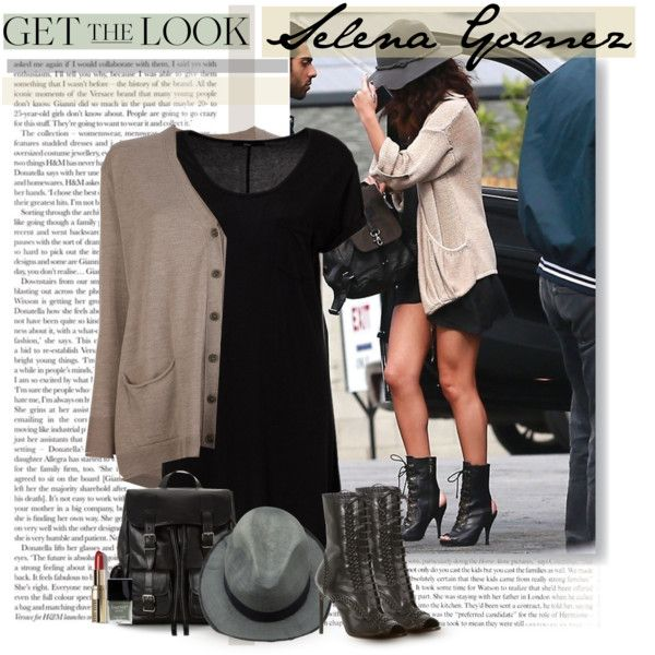 Get The Look Incognito Edition With Selena Gomez