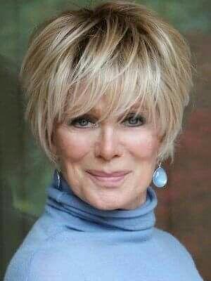Linda Evans Stylish Short Haircuts Hair Styles Haircuts For Fine Hair