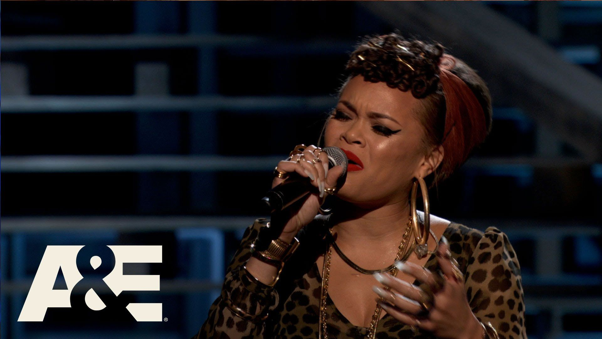 "Andra Day and Nick Jonas Sing ""Rise Up"" (Full Performance"