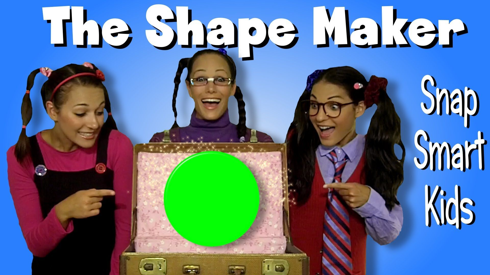 The Shape Maker Full Version By Snap Smart Kids Shapes