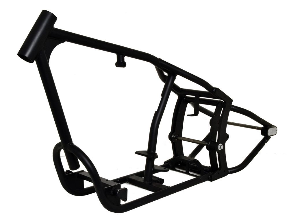 softail bobber 200 wide custom frame for harley davidson evo motor