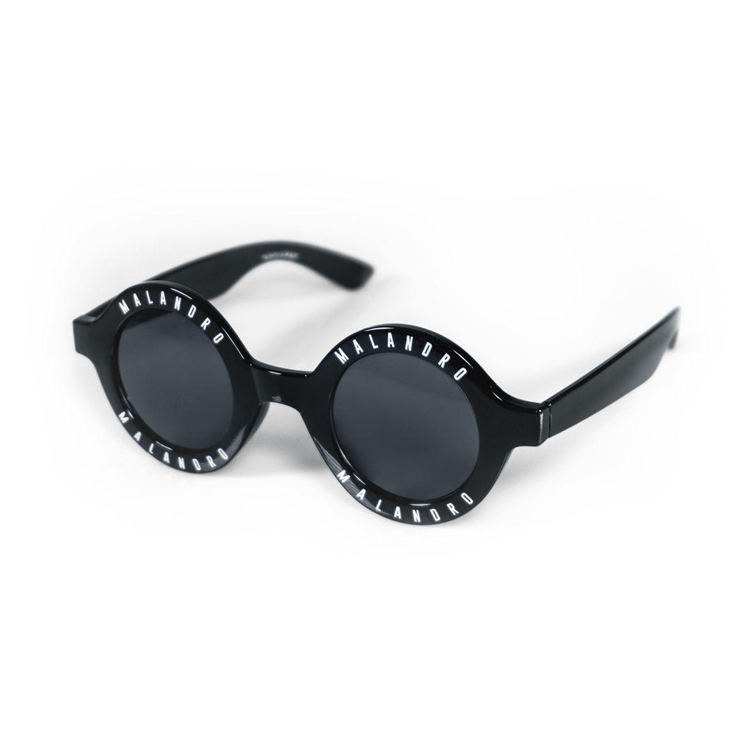 Gafas de sol lente única de distribuidores de velocidad euphorium sesh sunnies Rave au-Negro Wrap