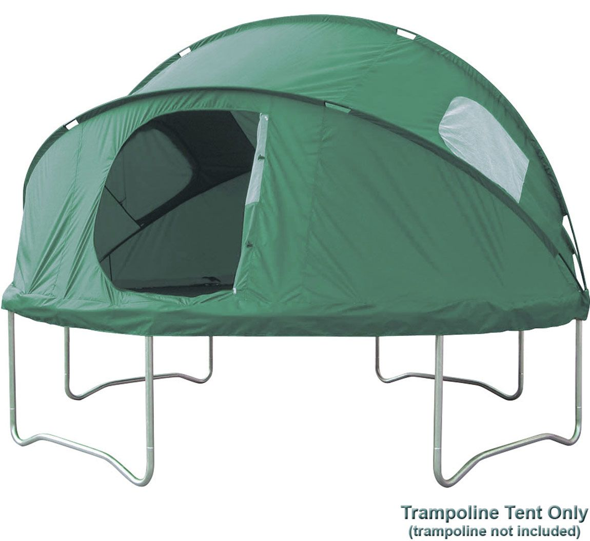 14ft trampoline tent backyard pinterest trampoline tent