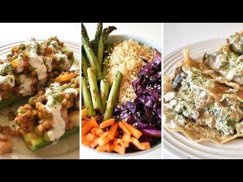 Recetas De Desayunos O Comidas Faciles Ligeras Sanas Ricas Y Con Pocas Calorias Youtube Cenas Saludables Cenas Saludables Y Faciles Comida Vegana
