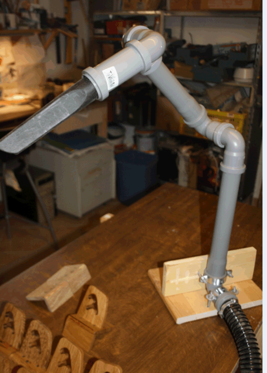 Photo of The suction system